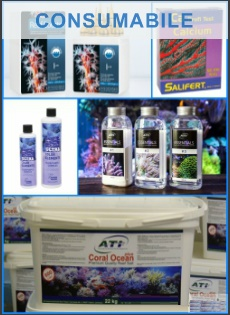 WATER ADDITIVES & FOOD aquariums