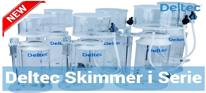 Skimmer Deltec Serie I