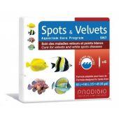 Prodibio Spots and Velvets Saltwater Aquarium Cure Program