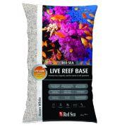 Nisip viu Red Sea Live Reef Base-Ocean White 0.25-1mm, 10Kg | Substrat Acvariu