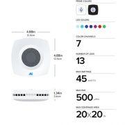 Lampa Prime HD, LED Alba Aquaillumination AI