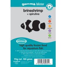 Hrana Congelata TMC Brineshrimp + Spirulina