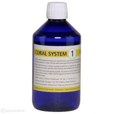 Coral System -Coloring Agent 1