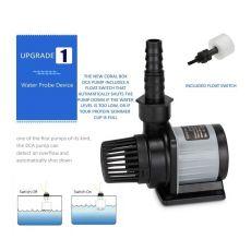 Jebao DCS 2000 Water Level