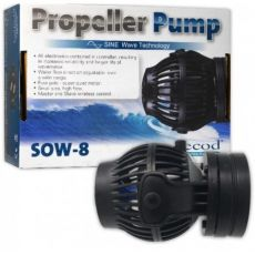 SOW 8 Jecod Sine Wave Wavemaker Pump