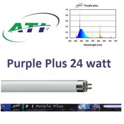 Neon/Tub acvariu ATI Purple Plus 24 Watt Aquaristik T5