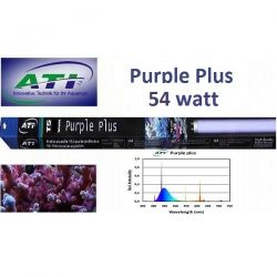 Neon/Tub acvariu ATI Purple Plus 54 Watt Aquaristik T5