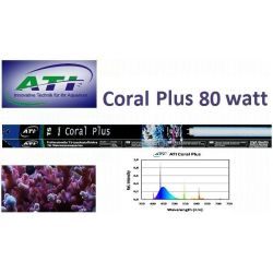 Neon/Tub acvariu ATI Coral Plus 80 watt T5 Aquaristik
