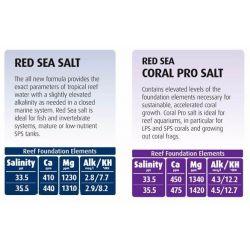 Sare marina Red Sea - Red Sea 7 kg pentru 210 litri