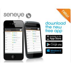 Seneye Web server
