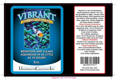 Reef Vibrant 16 Oz. (236,5 Ml)