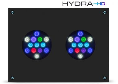 Led Lighting System Hydra Twenty Six 26 Hd, Black Aquaillumination AI