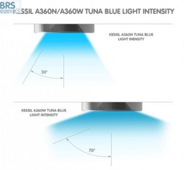 Kessil A360WE Tuna Blue