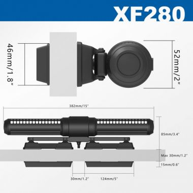 Maxspect Gyre XF-280-80W / Pompa + Controller