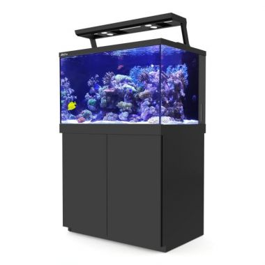 Red Sea Max S-400 LED Acvariu Complet Reef System – NEGRU