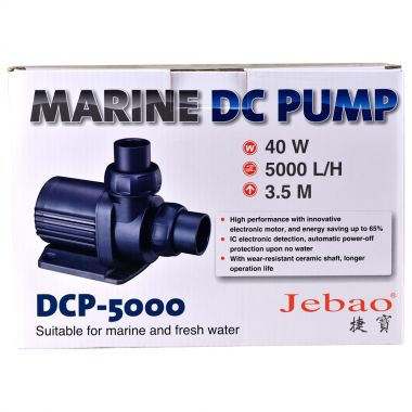 Pompa recirculare apa Jebao/Jecod DCP 5000