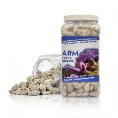 CaribSea ARM Reactor Media - EXTRA Coarse 3.8 litri
