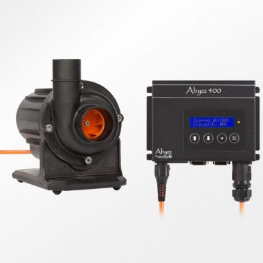 Pompa A400 DC Abyzz Controllable