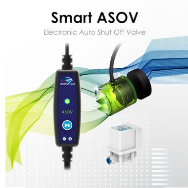 SMART ASOV  Automatic Shutt Off Valve