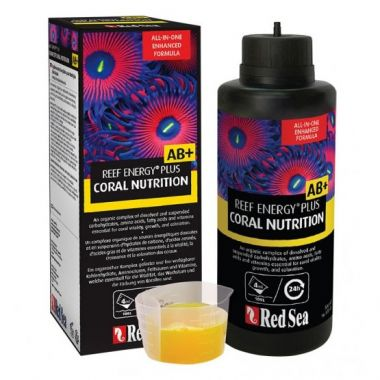 Reef Energy Plus Ab+ 500ml, All-In-One Coral Superfood