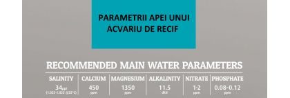 Reef Tank Parameters