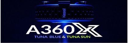 Noile Lampi Kessil A360X Tuna Blue/Sun